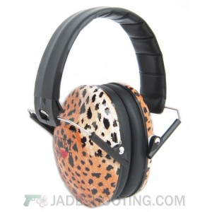Sweet Shot Leopard Print Shooting Ear Muffs 29db
