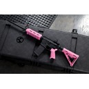 Magpul Pink Furniture Set - Stock, Grip & Handguard