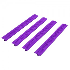ERGO 7-Slot Keymod Wedgelok Slot Cover - Pack of 4- 2 Colors
